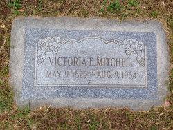 Victoria Eunice <I>Cannon</I> Mitchell