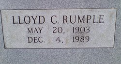 Lloyd Clarence Rumple