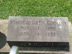 """Roberta """"Bertie"""" <I>Martin</I> Germany"""