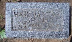 Mary <I>Barstow</I> Smith