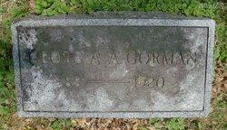 Georgia Alice <I>Drumheller</I> Gorman