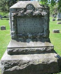 Mary <I>Waful</I> Weaver