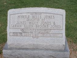 Myrtle Belle Jones