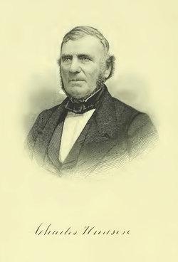Rev Charles Hudson