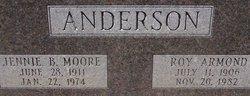Roy Armond Anderson