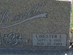 Chester Lawrence Barrett