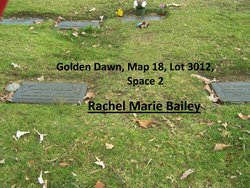 Rachel Marie <I>Porter</I> Bailey