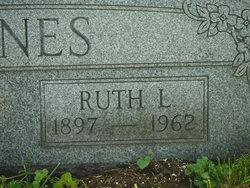 Ruth L Jones