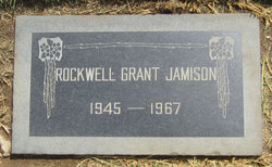 Sgt Rockwell Grant Jamison