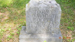 "David Thomas ""Tommy"" Cooper"