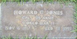 Howard Cunningham Jones