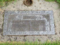 Ernest H. Ostrom