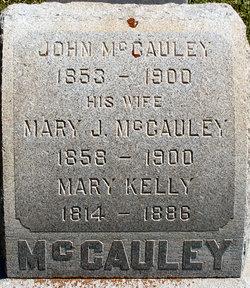 Mary J. McCauley