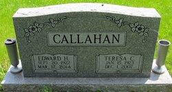 Teresa Cecelia <I>McNeilly</I> Callahan