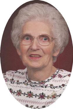 Evelyn Irene <I>Parrish</I> Barnett