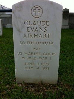 Claude Evans Airhart