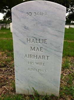 Hallie Mae <I>Hoover</I> Airhart