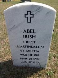 Abel Irish