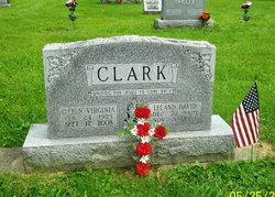 Eileen Virginia <I>Daniels</I> Clark