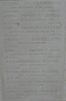 Pioneer Edward McGuckin