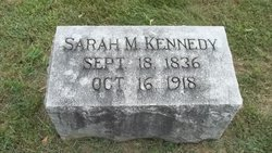 Sarah Mark <I>Rutherford</I> Kennedy