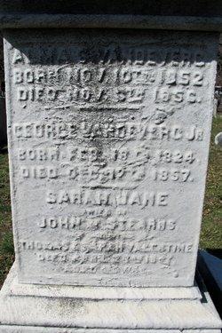 Sarah Jane <I>Valentine</I> Stearns
