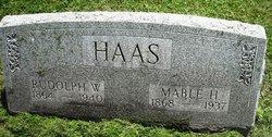 Rudolph W. Haas
