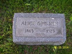Alice Grinnen