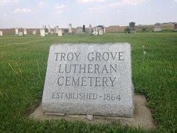 Troy Grove Lutheran Cemetery