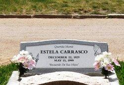 Sra Estela Carrasco