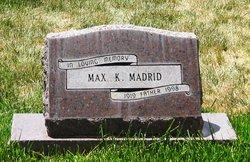 Max K Madrid