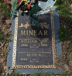 """William """"Ted"""" Minear"""