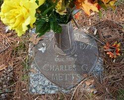 Charles G Metts