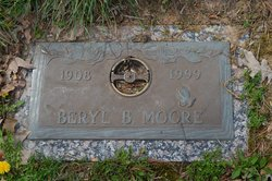 Beryl B Moore