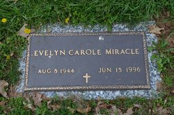 Evelyn Carole <I>Staats</I> Miracle