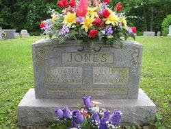 """William Francis """"Will"""" Jones"""