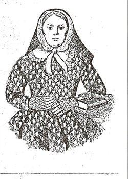 Susannah <I>Bonheim</I> Larimore