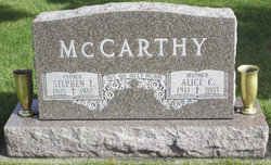 Stephen Timothy McCarthy