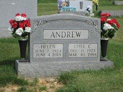 Helen B <I>Walker</I> Andrew