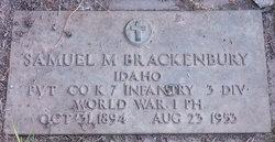Samuel Merlin Brackenbury