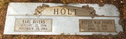 Earl Rivers Holt