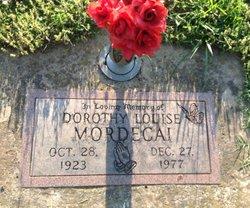 Dorothy Louise Mordecai