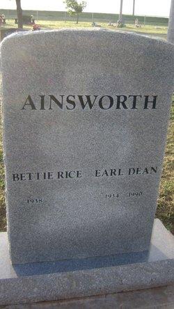 Earl Dean Ainsworth