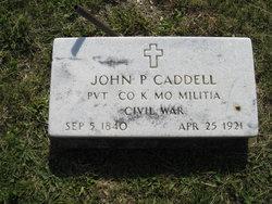 John Parsons Caddell