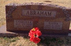 Viona <I>Sackett</I> Abraham