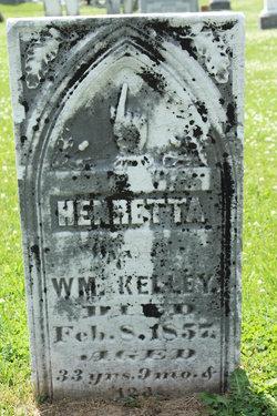 Henretta Kelley