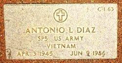 Antonio L Diaz