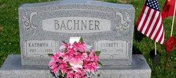Kathryn Louise <I>Schaaf</I> Bachner