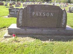 "Esther Christina ""Christy"" <I>Bickel</I> Paxson"