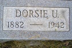 Dorsie Udell Saffell